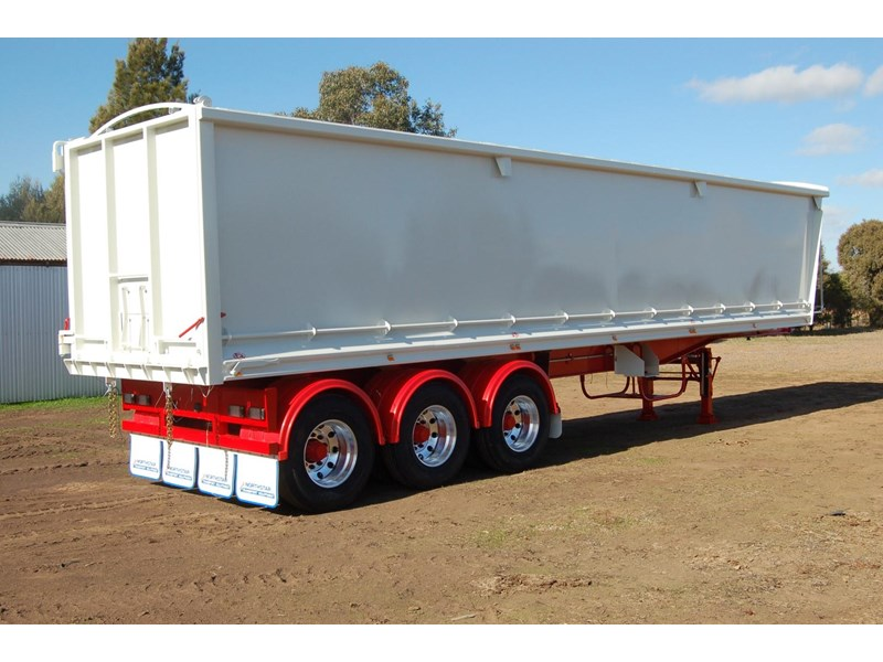 northstar transport equipment semi tipper 414810 002
