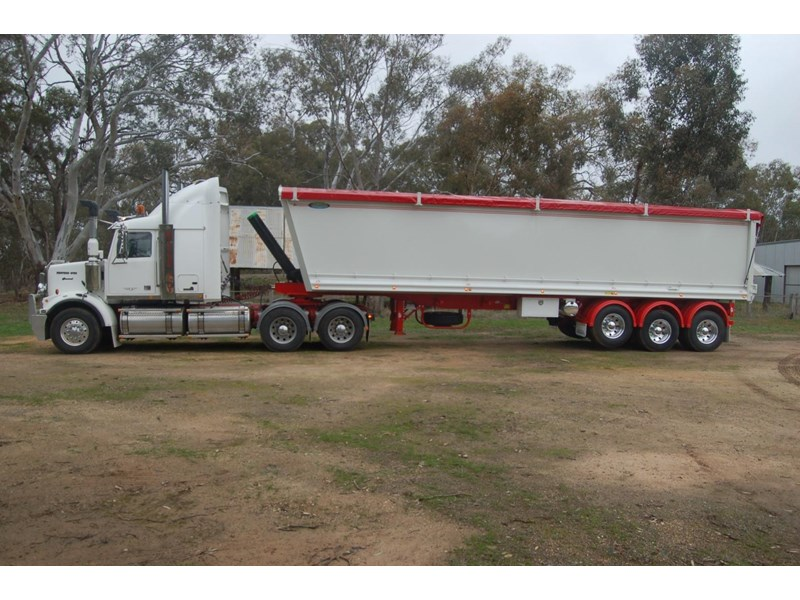 northstar transport equipment semi tipper 414810 007