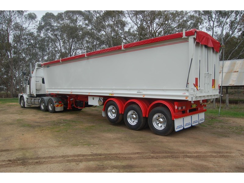 northstar transport equipment semi tipper 414810 008