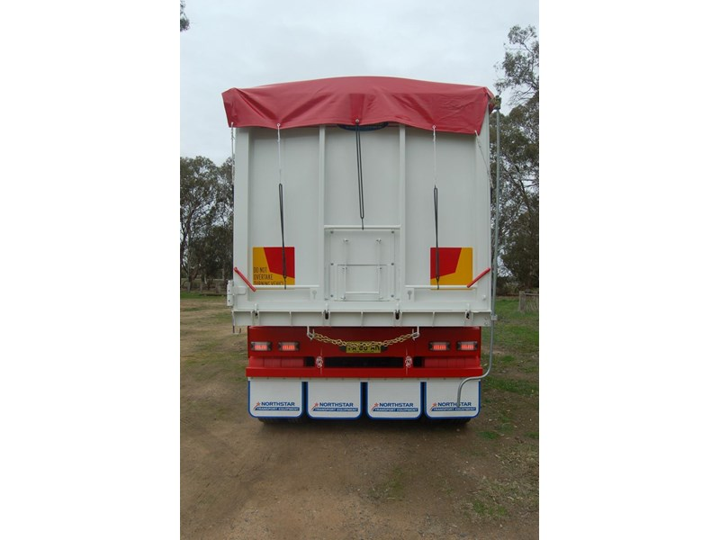 northstar transport equipment semi tipper 414810 009
