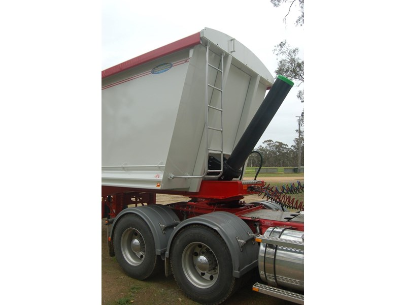 northstar transport equipment semi tipper 414810 012