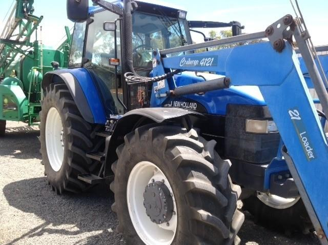 2002 NEW HOLLAND TM150 for sale