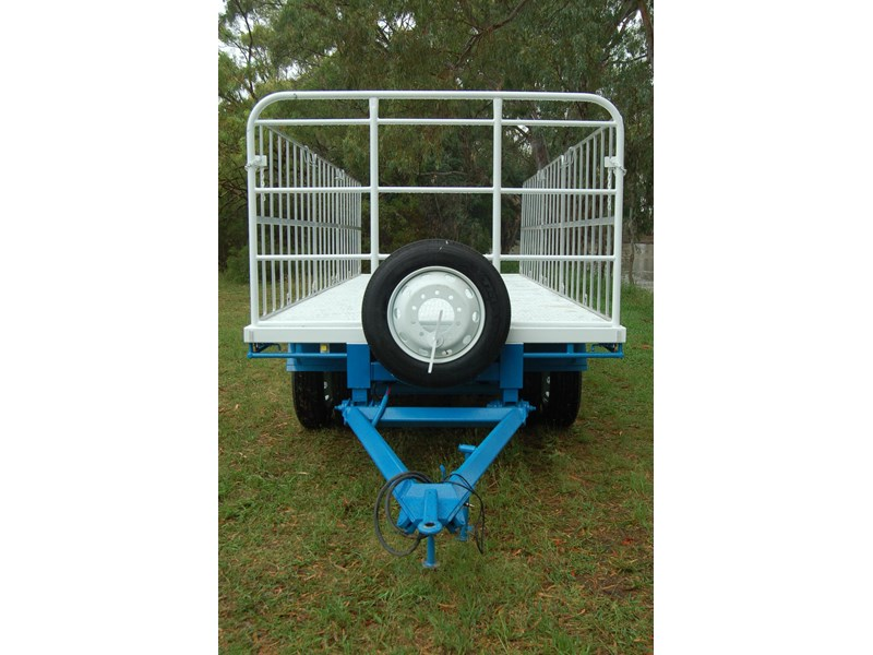 northstar transport equipment tri axle pig trailer 414992 010