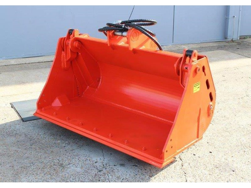 yanmar 4 in 1 bucket to suit 5 to 8 ton kubota bobcat yanmar excavators [1200 mm] [attbuck] 415064 003