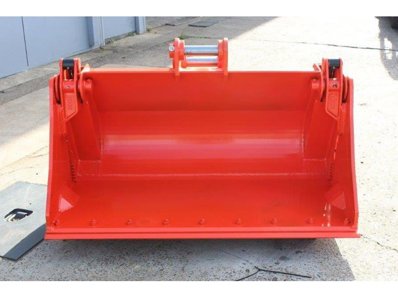 yanmar 4 in 1 bucket to suit 5 to 8 ton kubota bobcat yanmar excavators [1200 mm] [attbuck] 415064 005