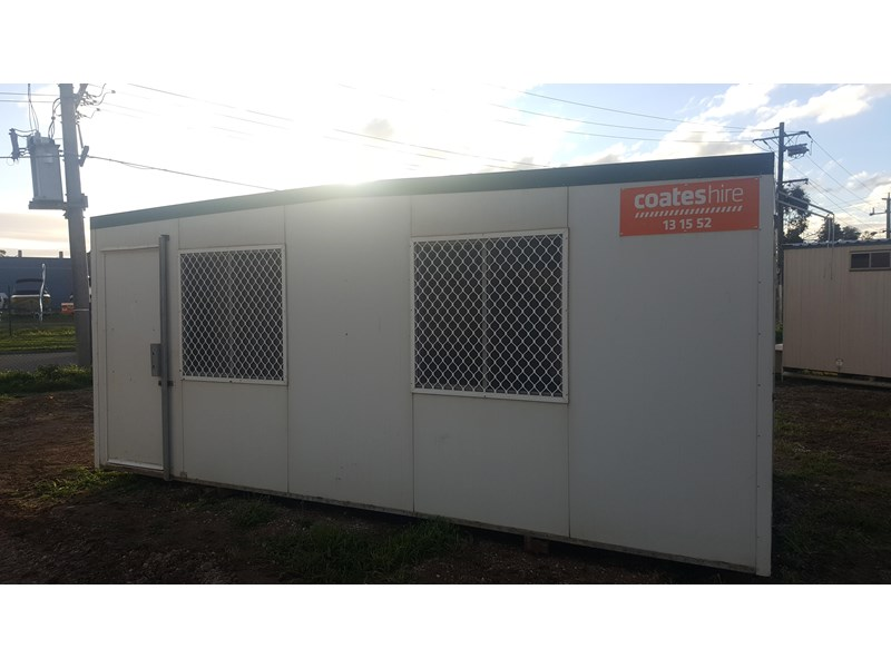 e i group portables used 6m x 3m 415905 002