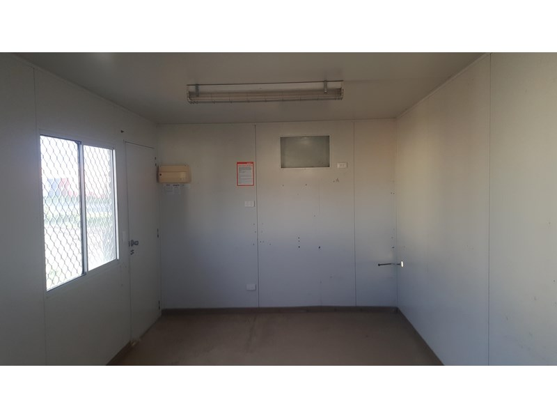 e i group portables used 6m x 3m 415905 003