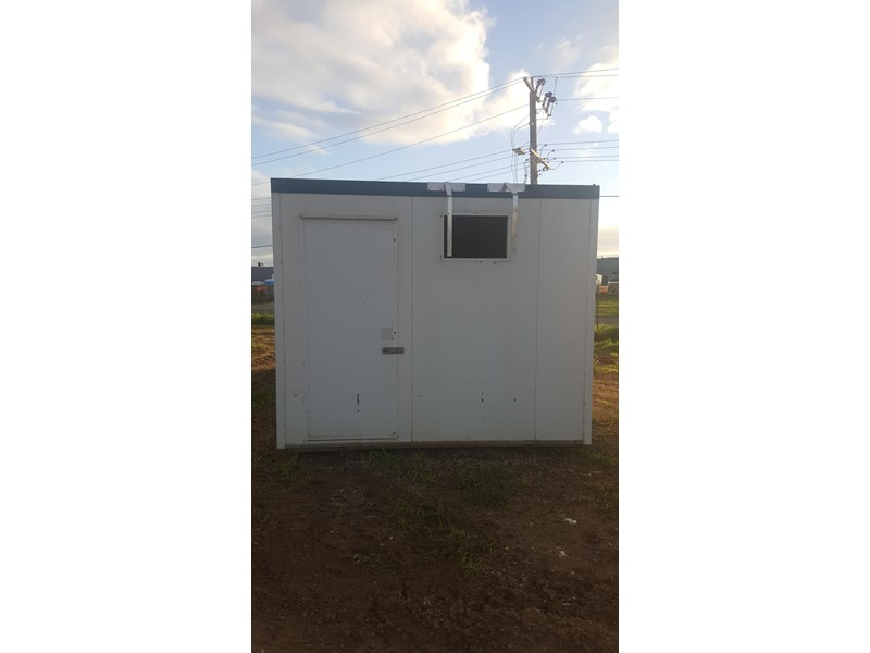 e i group portables used 6m x 3m 415905 005