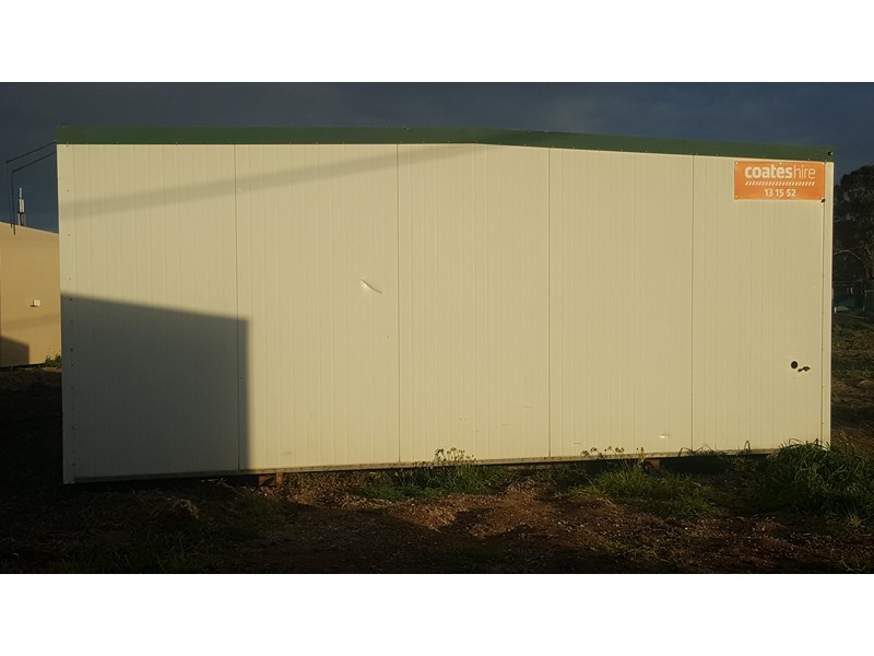 e i group portables used 6m x 3m 415905 006