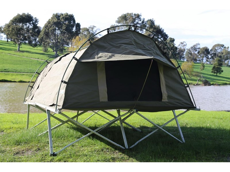 kylin campers homestead twin swag with stretcher 416273 001