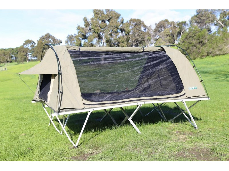 kylin campers homestead twin swag with stretcher 416273 006