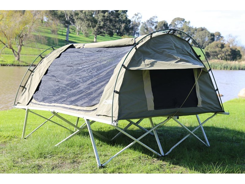 kylin campers homestead twin swag with stretcher 416273 007