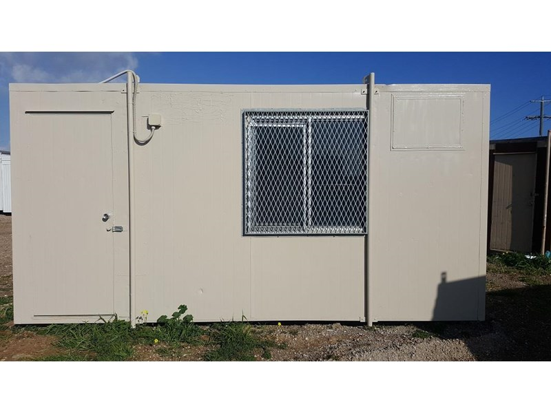e i group portables used 4.8m x 2.4m 416376 001
