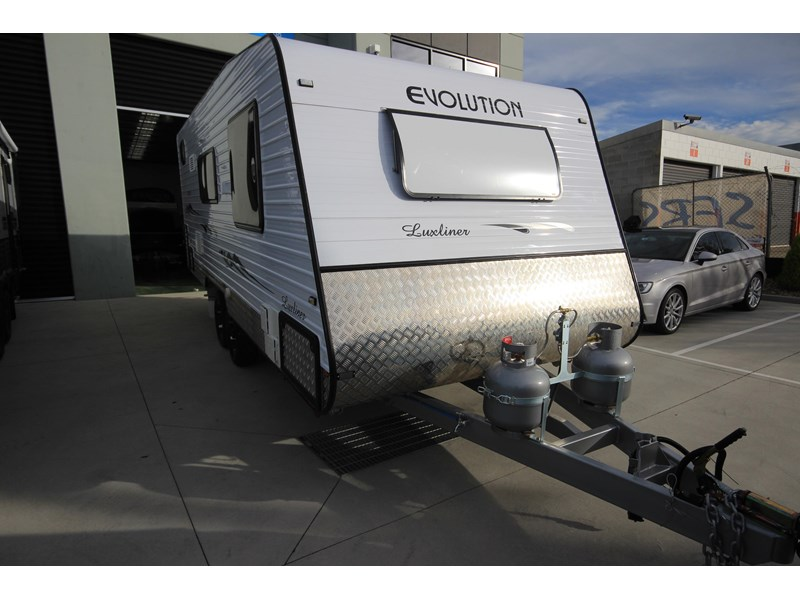 evolution luxliner 21' 416588 003