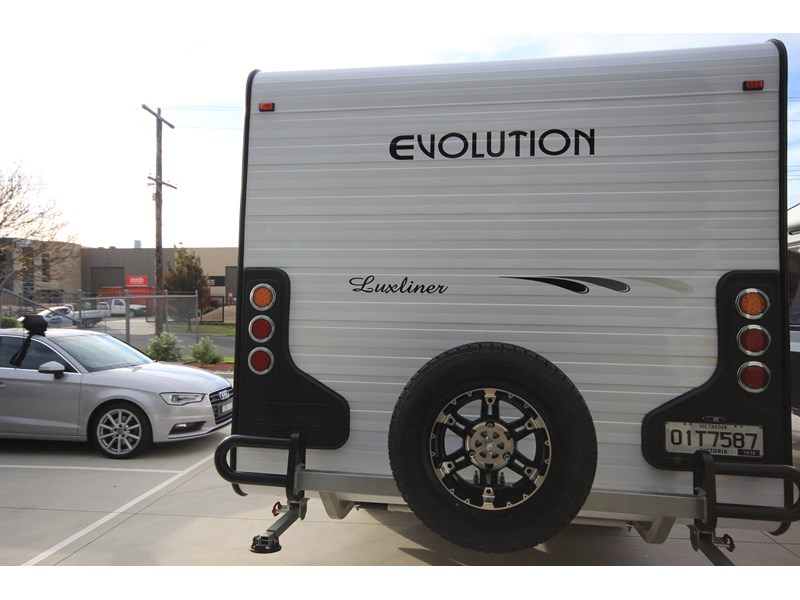 evolution luxliner 21' 416588 008