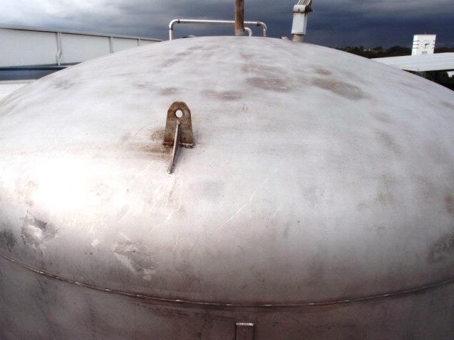 stainless steel jacketed tank 70,000lt 416797 006