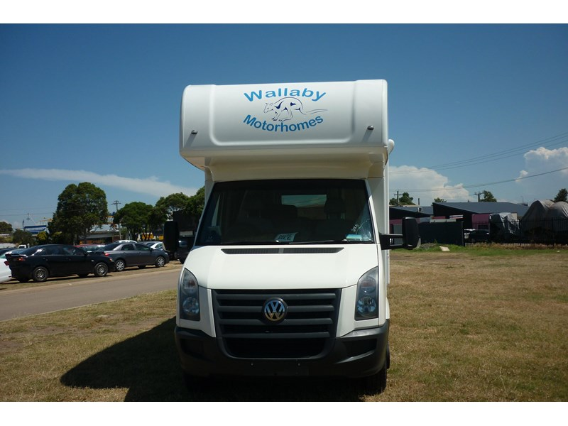 volkswagen crafter beach 4 berth automatic 296588 004