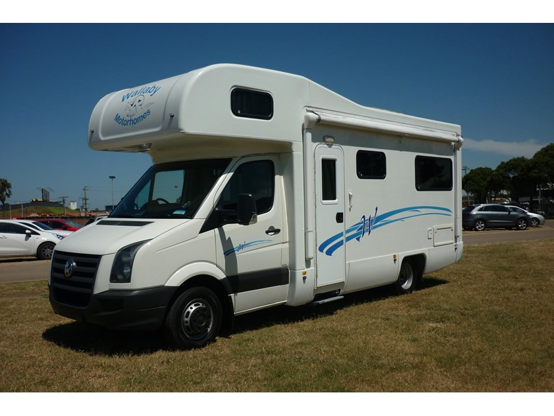 volkswagen crafter beach 4 berth automatic 296588 001