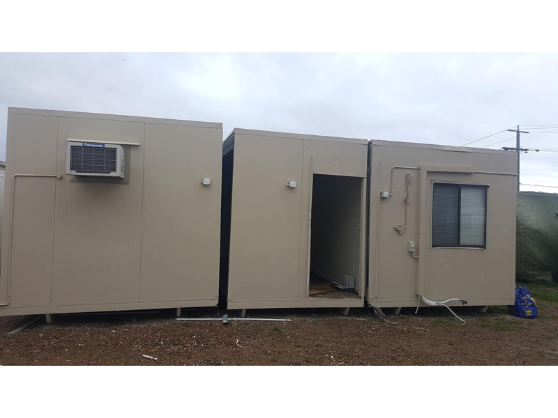 e i group portables used 12m x 8.4m 416961 011