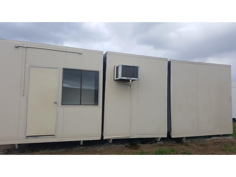e i group portables used 12m x 8.4m 416961 012