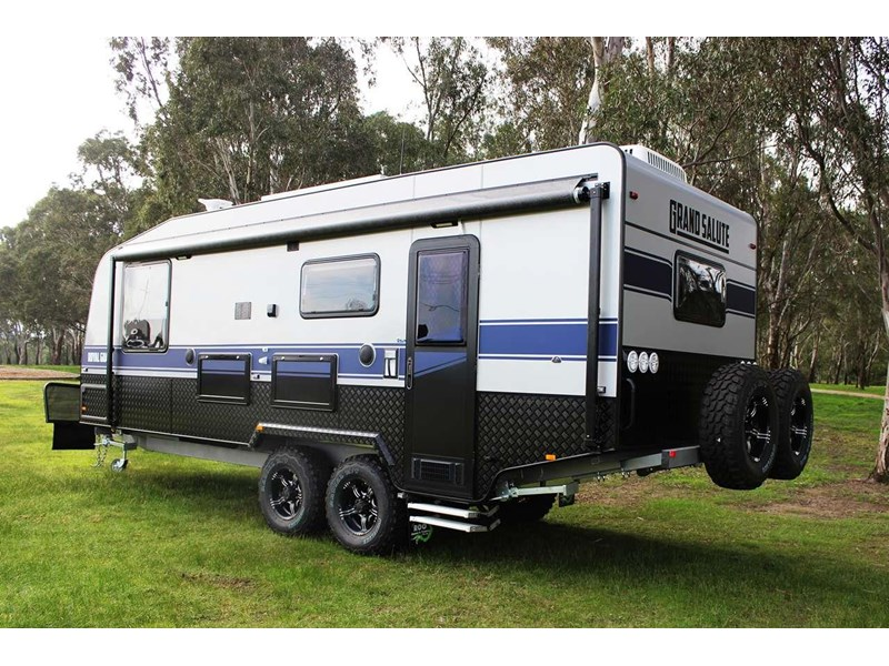 grand salute royal guard 22ft off road 417270 005