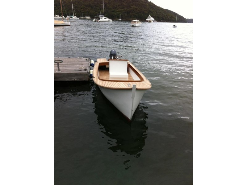 timber classic outboard skiff 417356 004
