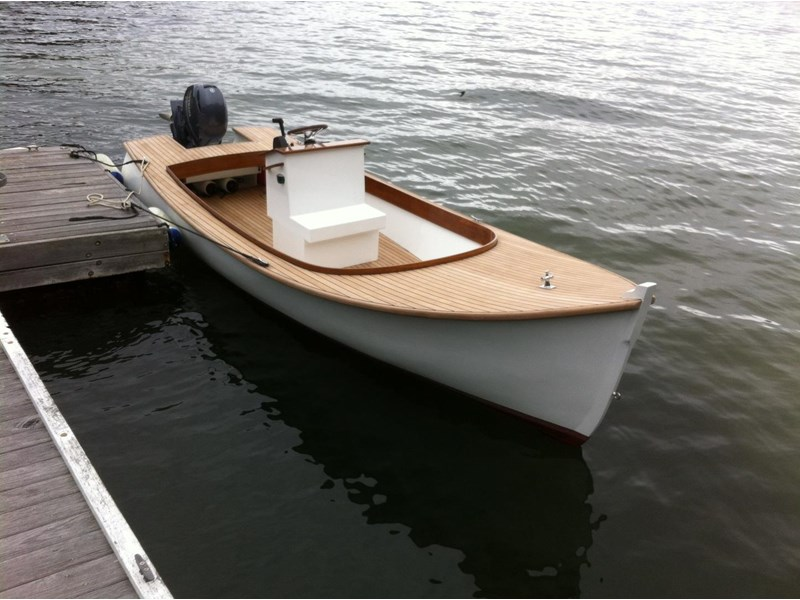 timber classic outboard skiff 417356 005