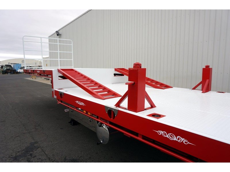 brimarco drop deck trailers - proudly australian made tough as 333662 026