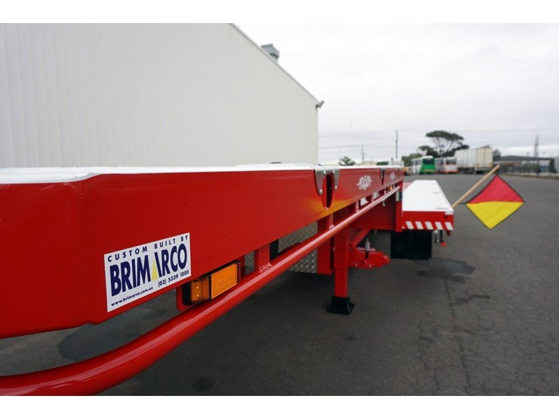 brimarco drop deck trailers - proudly australian made tough as 333662 027