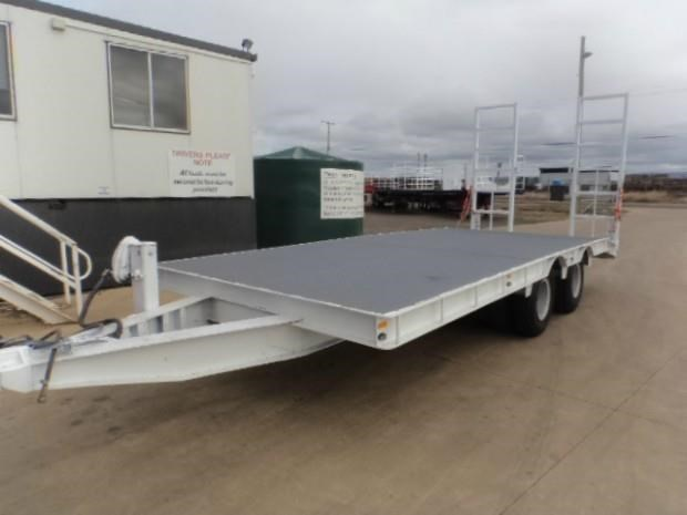 custom tag / plant trailer 407702 019