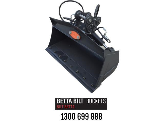 unknown betta bilt buckets (bbb) 5 tonne tilt bucket - 1200mm 416523 001