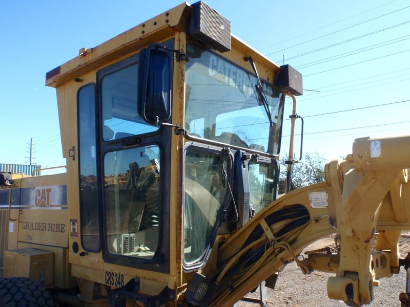 caterpillar 12h ii 417383 008