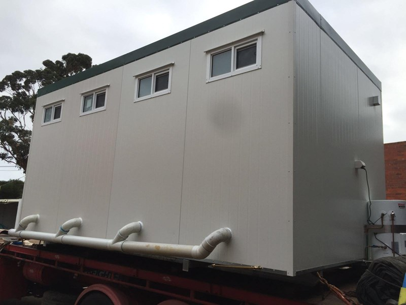 e i group portables 4.8m x 3m ablution building for hire 130 pw 418287 002