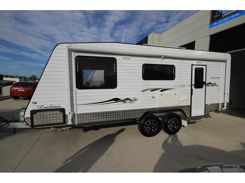 evolution luxliner 21' 418359 001