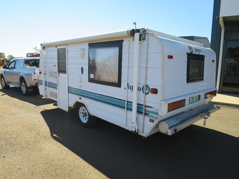 jayco designer pop top caravan 418679 006