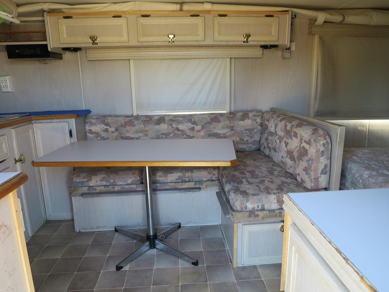 jayco designer pop top caravan 418679 009