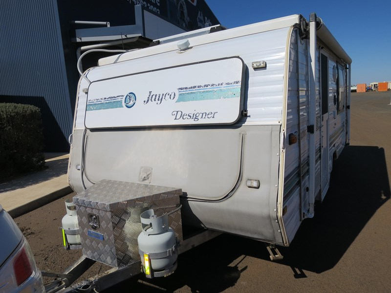 jayco designer pop top caravan 418679 002