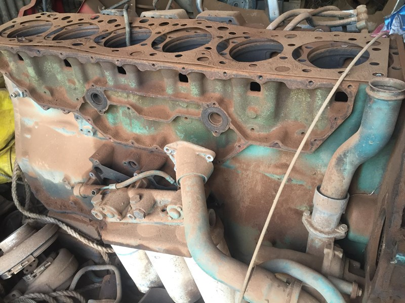 volvo engine d12c 419143 001
