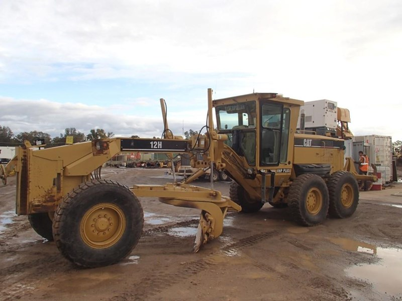 caterpillar 12h series ii 419391 001