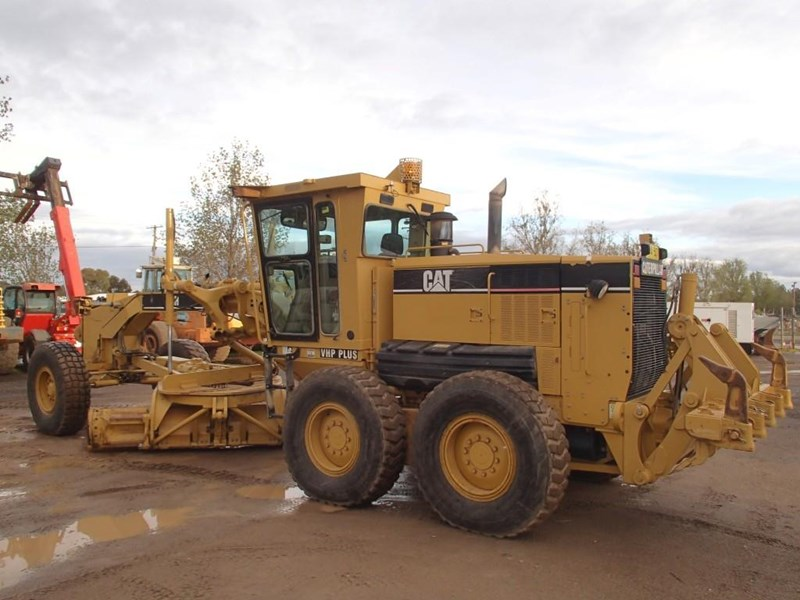 caterpillar 12h series ii 419391 002