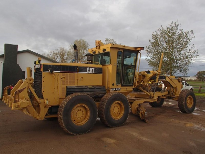 caterpillar 12h series ii 419391 003