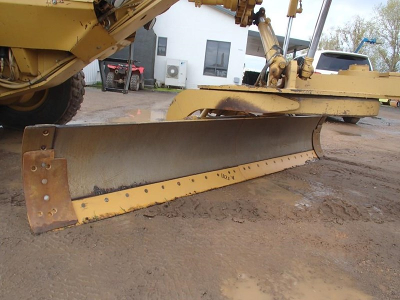 caterpillar 12h series ii 419391 006