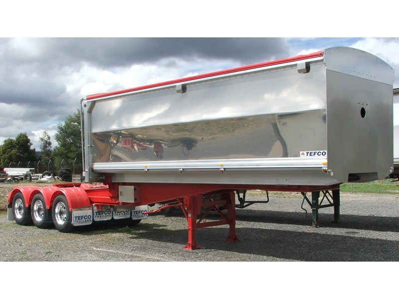 tefco new 22' x 6' rollback a-trailer 297587 001