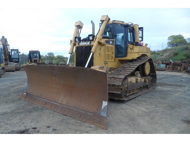 caterpillar d6t xw 395213 002
