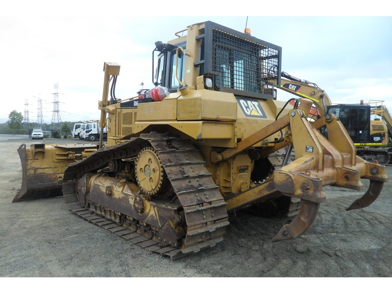 caterpillar d6t xw 395213 003