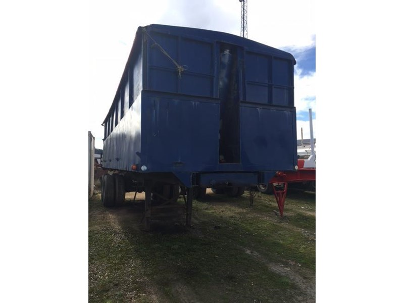 custom built tandem semi tipper 13863 009