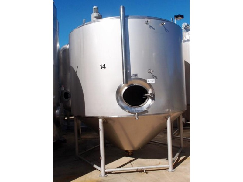 prefab engineering stainless steel storage tank 419879 001