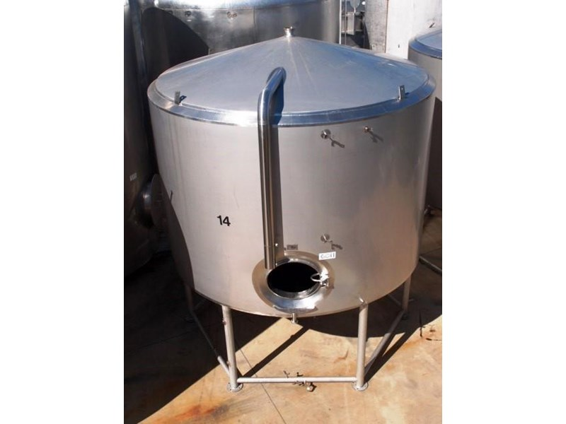 prefab engineering stainless steel storage tank 419879 004