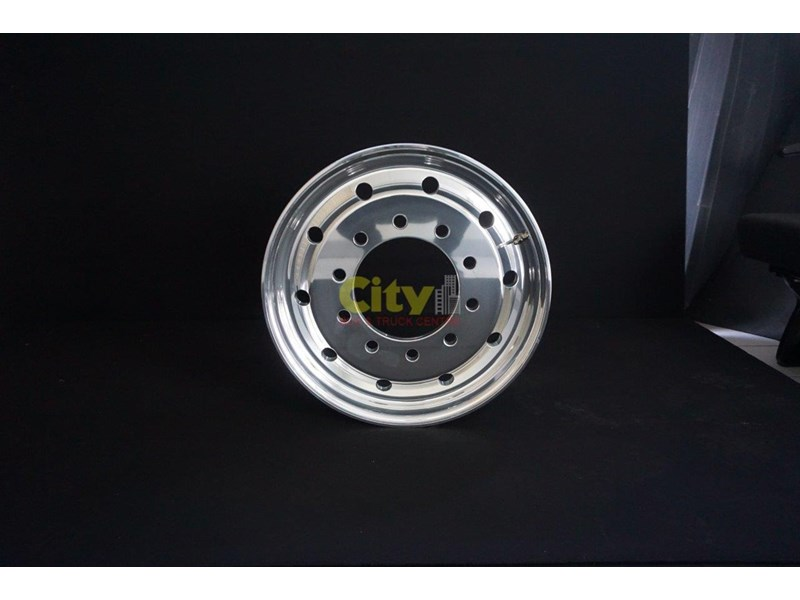 "rims 10/285 9.00x22.5 9"" offset polished alloy 421719 002"