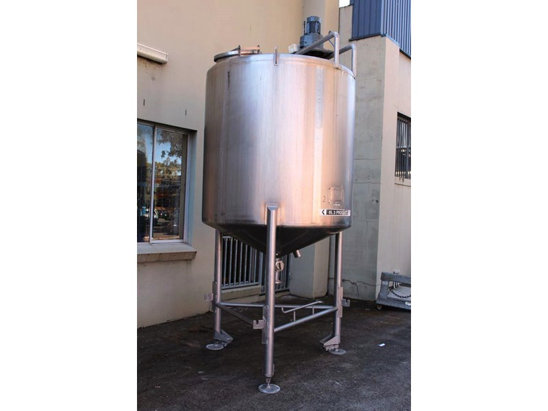 stainless steel mixing tank vertical 422569 002